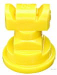 TTJ60-11002VP, SIZE 02 110° TURBO TWINJET SPRAY TIP NOZZLE YELLOW