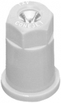 TX-VS2, SIZE 2 TX CONEJET HOLLOW CONE SPRAY TIP NOZZLE STAINLESS WHITE