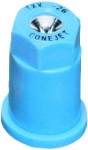 TX-VS26, SIZE 26 TX CONEJET HOLLOW CONE SPRAY TIP NOZZLE STAINLESS LIGHT BLUE