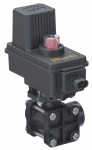 "344BPR-24-01C, 1"" FPT ELECTRIC PRESSURE REGULATING VALVE WITH 18 SECOND CYCLE & BARE WIRE"