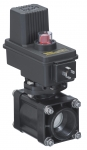 "346BR-26-06C, 1-1/2"" FPT ELECTRIC REGULATING VALVE WITH 3 SECOND CYCLE & BARE WIRE"