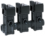 "AA144A-3, 144A SERIES 3 VALVE MANIFOLD ELECTRIC SOLENOID VALVE 3/4"" FPT INLETS X 1/2"" FPT OUTLETS"