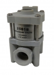 "SV.2501B, 2501B 2-WAY SOLENOID VALVE, 1/2"" NPT IN/OUT, 150 MAX PSI, SPADE CONNECTION"